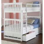 Tempat Tidur Anak Tingkat Minimalis IM110