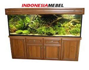 Aquarium Kayu Minimalis IM190