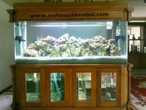 Aquarium Kayu Minimalis IM188