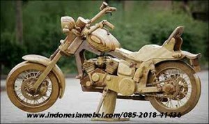 Miniatur Motor Harley Davidson IM136