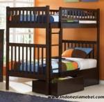Tempat Tidur Anak Tingkat Modern IM168