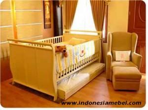 Tempat Tidur Bayi Bagong IM173