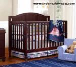 Tempat Tidur Bayi Modern IM172