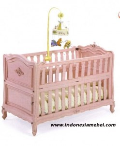Tempat Tidur Bayi Modern IM174
