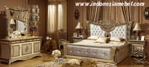 Tempat Tidur Set Mewah IM181