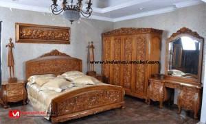 Kamar Tidur Set Ukir Mewah IM288