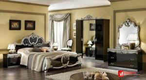 Tempat Tidur Set Modern Mewah IM285