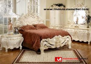 Tempat Tidur Royal Set Mewah IM284