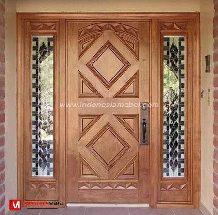 Pintu Rumah Jaring Laba-Laba.