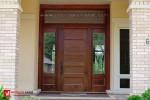 Pintu Rumah Kayu Jati