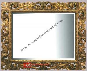 Frame Mirror Ukir Jepara