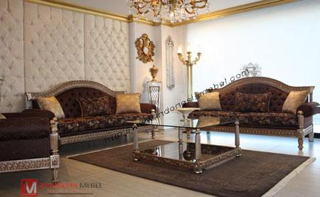 Kursi Tamu Sofa Mewah Belinda