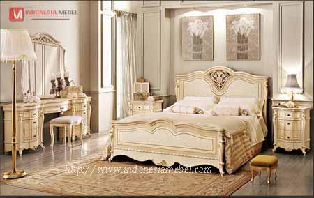 Kamar Tidur Set Mewah Giuong
