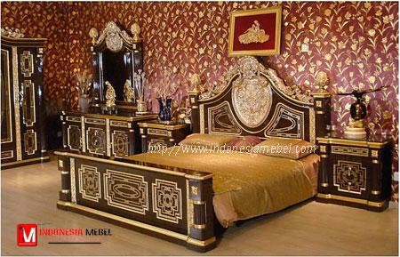 Kamar Tidur Set Mewah Italian