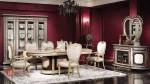 Set Meja Kursi Makan Mewah Lambang Cinta