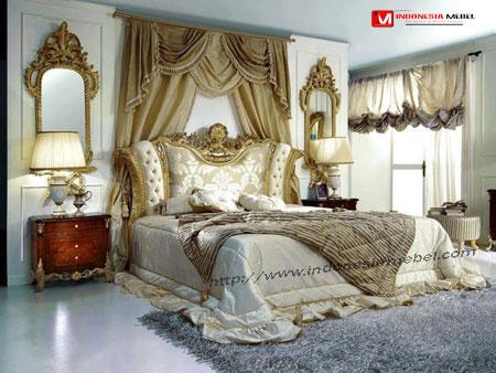 Tempat Tidur Set Mewah