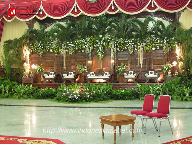 Dekorasi Pernikahan Jawa IM 461