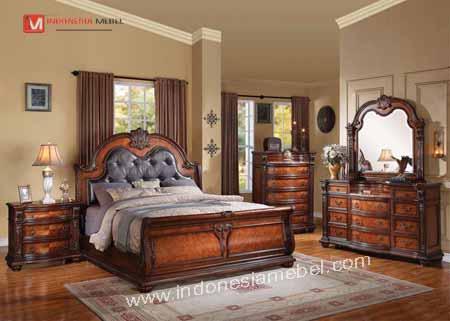 Kamar Tidur Set Bagong IM 446,Kamar set,tempat tidur set.