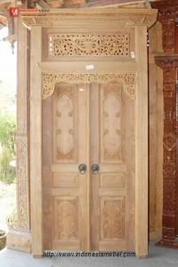 Pintu Rumah Ukir Jawa