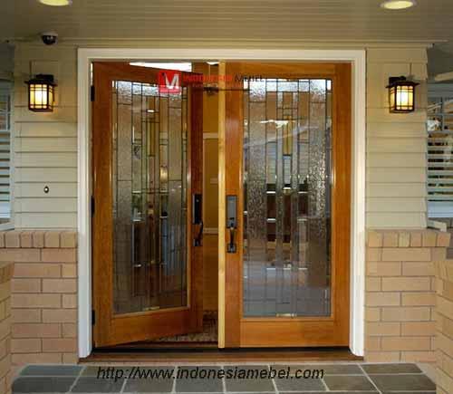 Pintu Rumah Utama IM 458