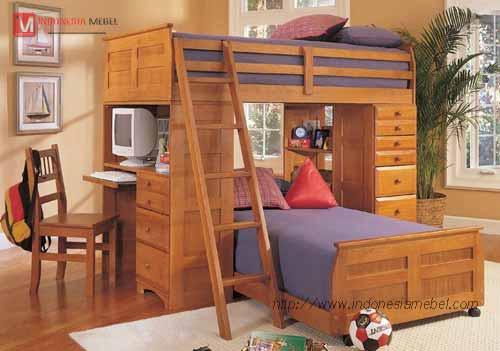 Tempat Tidur Anak Tingkat IM 485