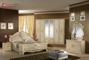 Tempat Tidur Set Modern
