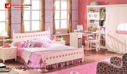 Tempat Tidur Anak Love