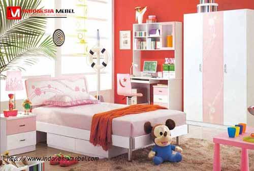 Kamar Tidur Anak Permpuan