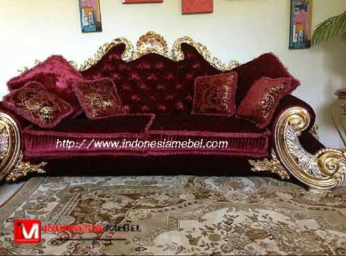 Kursi Sofa Ukir Mewah