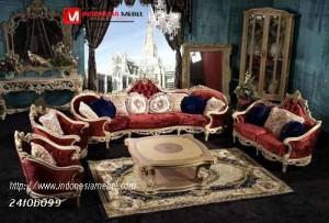 Kursi Tamu Mewah Royal