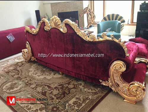Sisi Lain Kursi Sofa Ukir Mewah