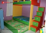 Tempat Tidur Anak Susun Modern