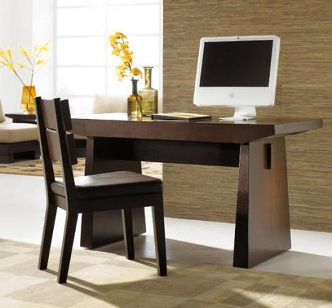 Set Meja  Kursi kerja Minimalis