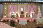 Dekorasi Sweet Pink Pengantin