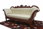 Kursi Sofa Putih