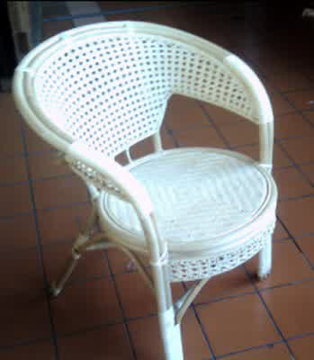 Rotan Single Chair