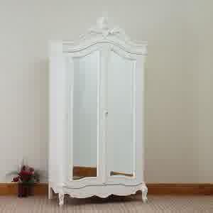 Lemari Pakaian Duco Dua Pintu