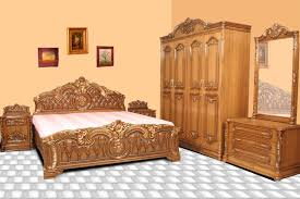 Set Ukir Amora Bed Room