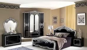Set Tempat Tidur Duco Hitam