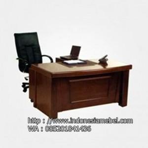 Meja Kerja Jepara Model Minimalis IM 990