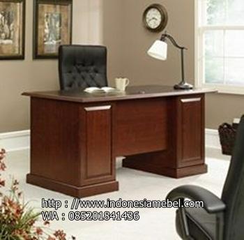 meja kerja model laci minimalis IM 988