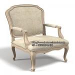 Kursi Single Longue Victorian Style IMJ 013