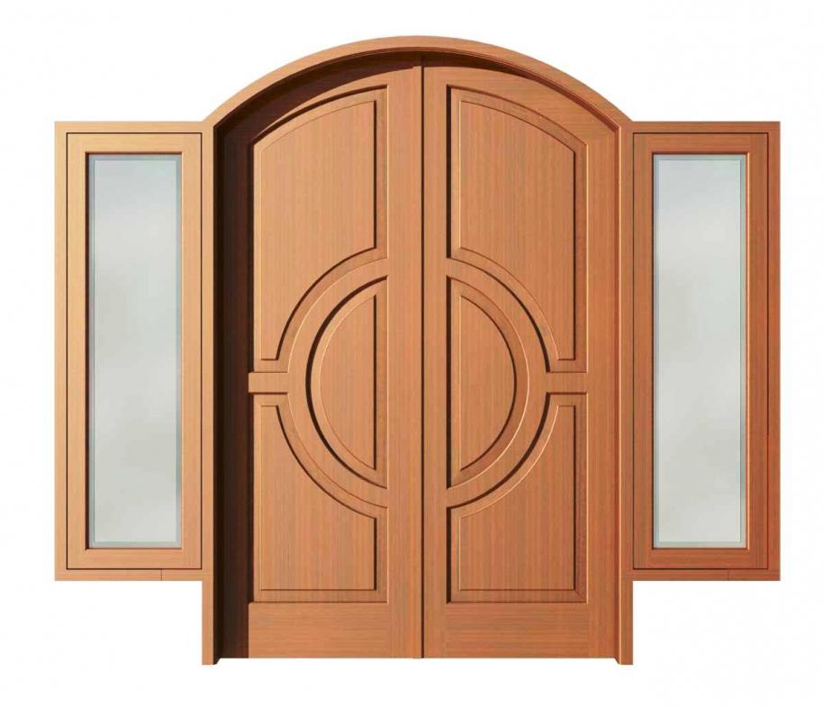 Pintu Rumah Bola Center IMJ 030