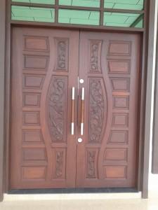 Pintu Rumah Jati IMJ 039