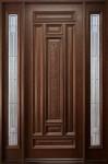 Pintu Rumah Preset Jati IMJ 033