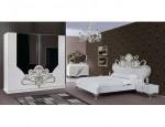 King Luxurious Bedroom Set IMJ 041