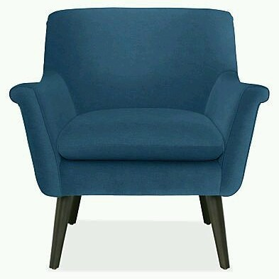 Kursi single Soft Sofa Blue IMJ 016 IMJ 016