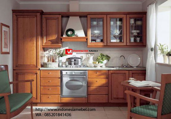 Kitchen Set Model Rumah Minimalis