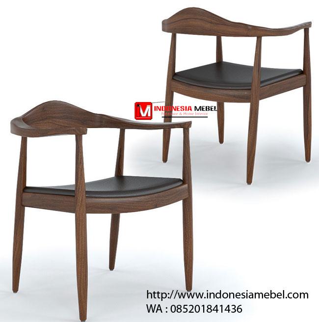 Kursi cafe Jati Terbaru IMJ 063