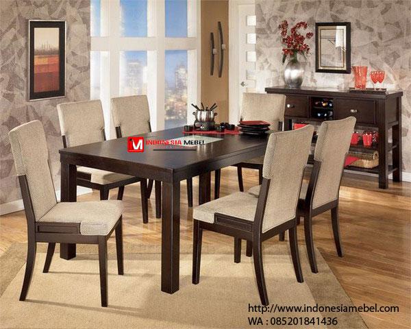 Meja Kursi Makan Rumah Minimalis IMJ 059